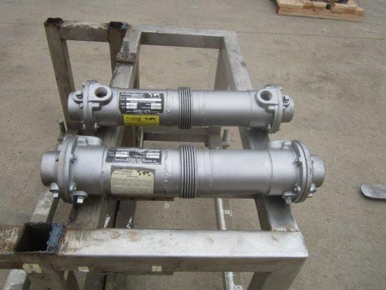 EAB-702-00048 0702 Heat Exchanger, Shell