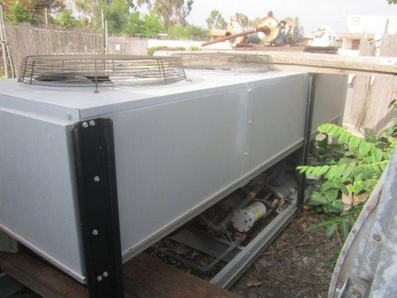 Air Cooled Refrig, Condenser, Bohn,