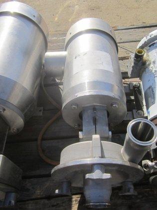 FPX-3532 Pump, Centrif., 10 HP,