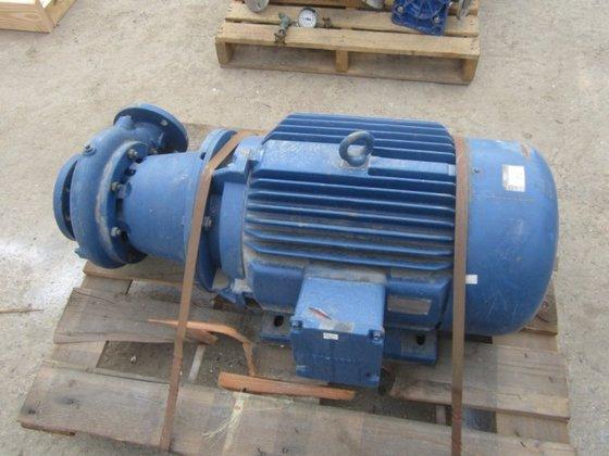 65-200 Pump, Centrif., 30 kW