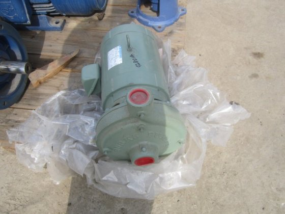 Bronze Pump, Centrif., 15 HP,