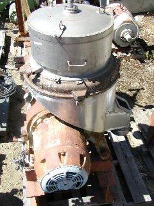 Sharples DV2 Centrifuge, Disc, Nozzle,