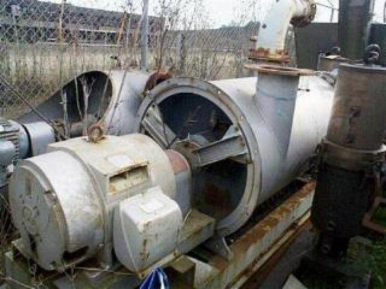 Blower, 50 HP, Gas, 1000