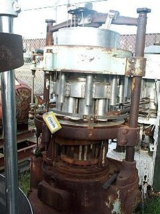 Filler, Piston, FMC, S/st, 9