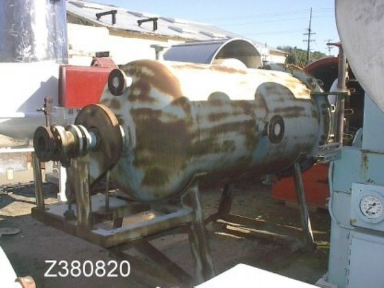HR-300-43 Filter, Pressure Leaf, 300