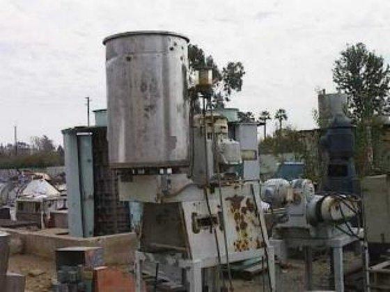 OC-30 Mill, Dispersion, Kady, S/st,