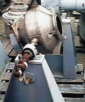 PK Mixer, Conical, 1 CF,