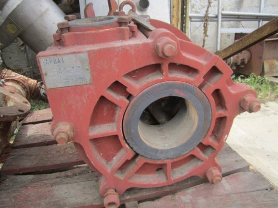 4CA9-1/2 Pump, Centrif., 6 X