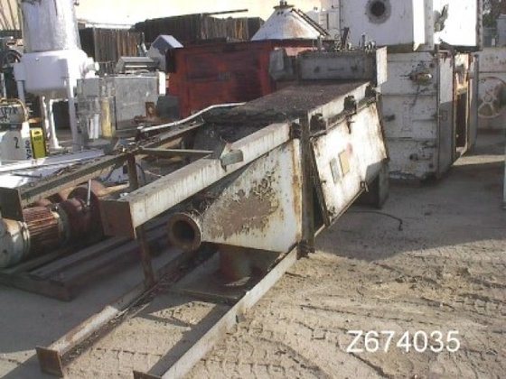 RA4-3 Dust Collector, Baghouse, 120
