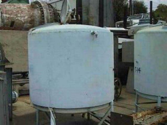 "Tank, 450 Gallon, S/st, 4'4"""