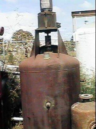 "Tank, 250 Gallon, S/st, 42"""