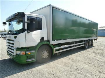 4ec0134015 2007 Scania P 230 DB in Loimaa