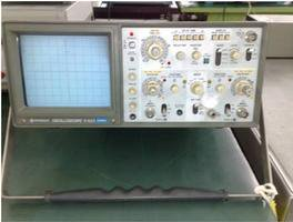 1992 Hitachi V523 50MHZ OSCILLOSCOPE