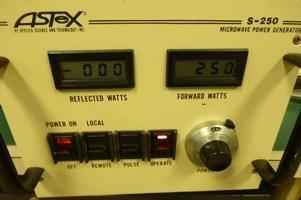Astex S-250 250W Microwave Power