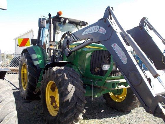 Etwas Neues genug JOHN DEERE 6920 in Coastlands, New Zealand #JA_53