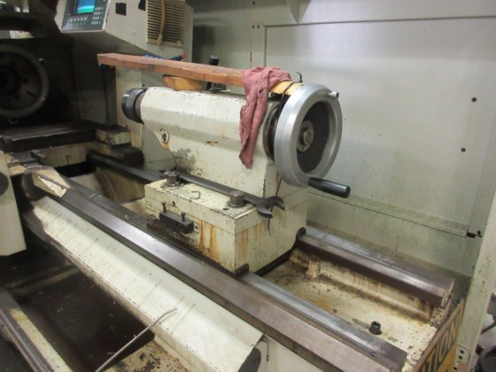 Weiler E70 CNC Manual Plus Lathe in Dousman, WI, USA