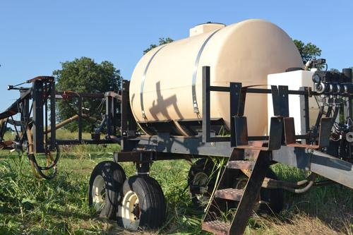 2007 WYLIE 450 GALLON in