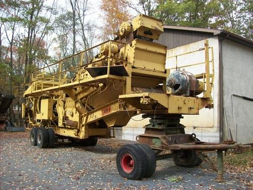 1968 EAGLE CRUSHER 5230D in