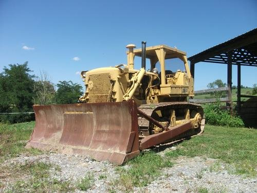 1969 CATERPILLAR D7E in Waynesburg,