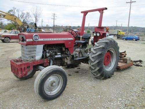 1973 Massey Ferguson None in