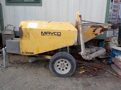 1998 MAYCO C30HD in La