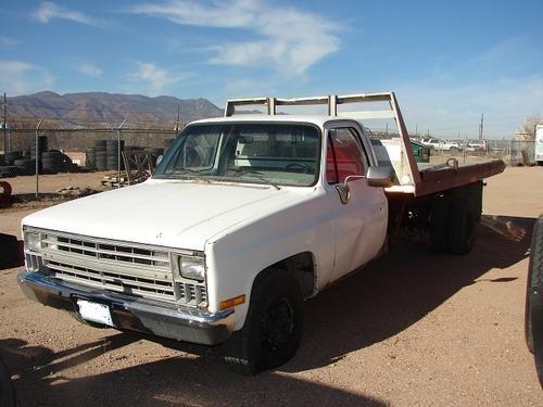 1982 CHEVROLET SILVERADO 1500 in