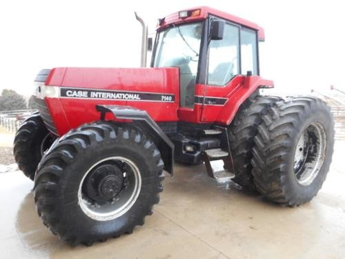 1989 Case-IH 7140 in Strawberry