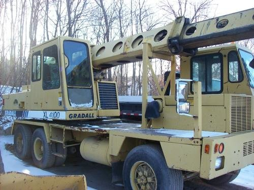 1995 GRADALL XL 4100 in