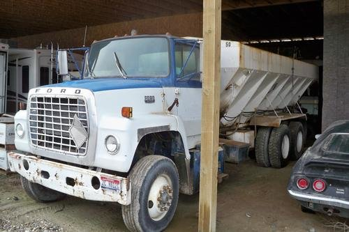 1979 FORD 9000 in Greenleaf,