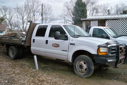 2001 FORD F450 LARIAT in