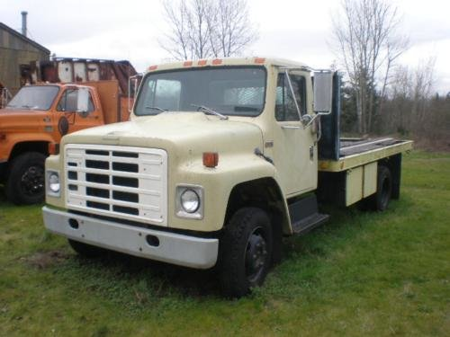 1984 INTERNATIONAL HARVESTER S1700 in