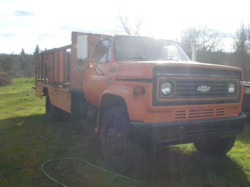 1979 CHEVROLET C60 in Sherwood,
