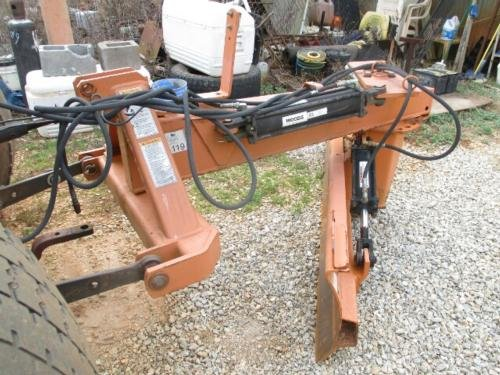 2005 WOODS RB750-4 Shear in