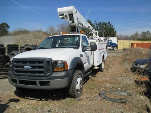 2006 FORD F550 Super Duty