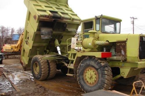 1981 TEREX 3303B in Gunnison,