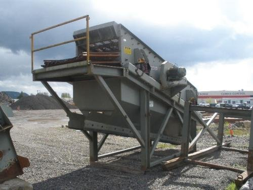 2004 Telsmith 5x16DD incline screen