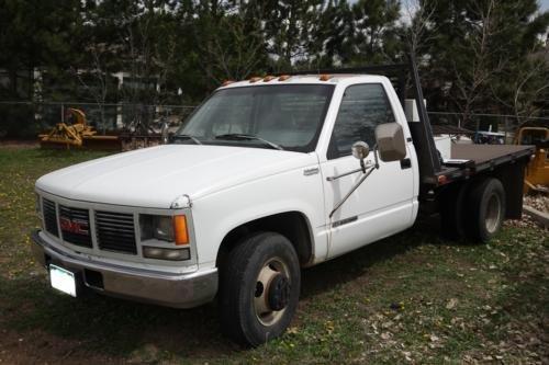 1992 GMC SIERRA 3500 SL
