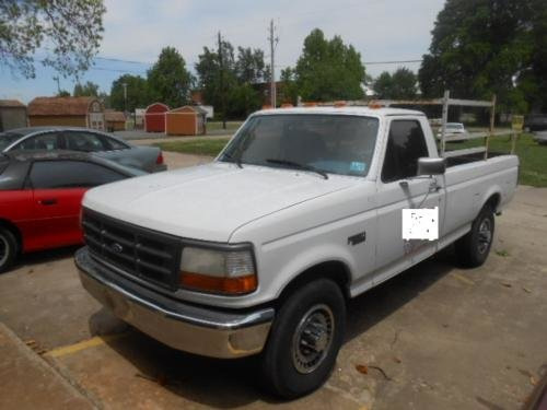 1996 FORD F250 in Lowell,