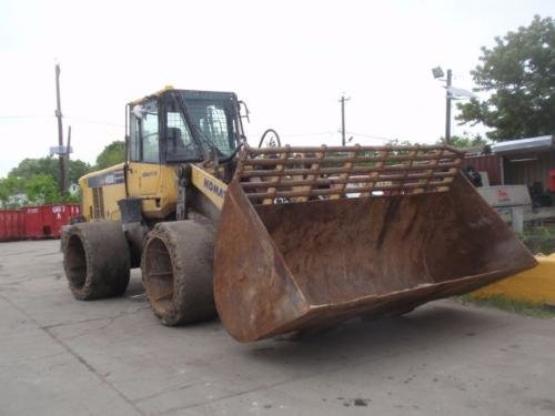 2007 KOMATSU WA450-6 in Bordentown