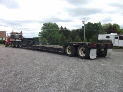 2005 FONTAINE 48X102 in Pennsylvania,