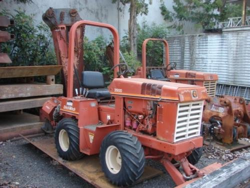 1993 DITCH WITCH 3500 in