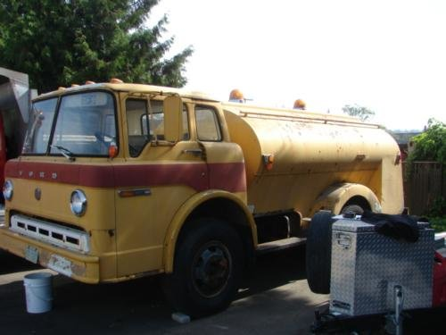 1973 FORD 600 in Kent,