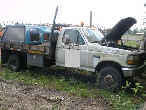 1997 FORD F350 in Aurora,