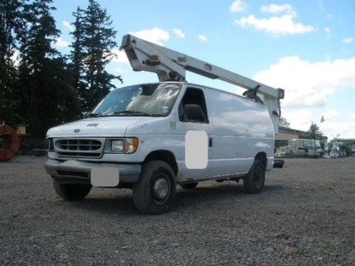 1998 FORD ECONOLINE 350 in