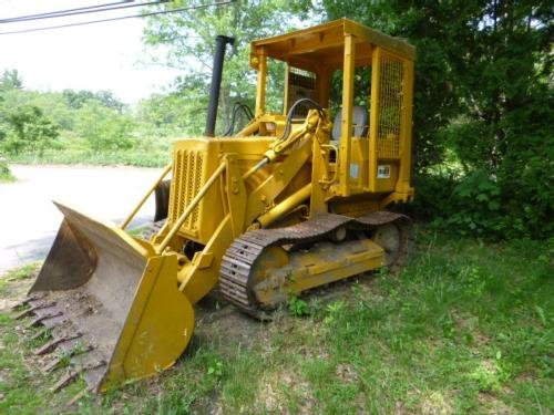 1997 CATERPILLAR 931 in Dunstable,