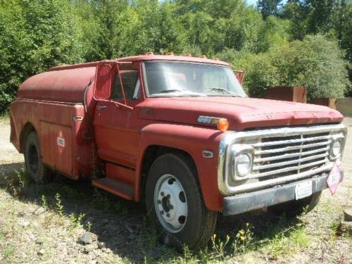 1969 FORD F602 in Woodland,