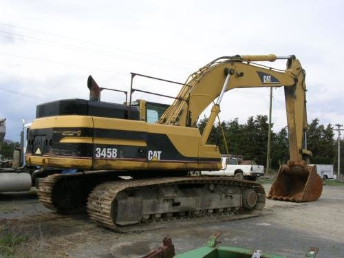 1997 CATERPILLAR 345BL in Chattanooga,