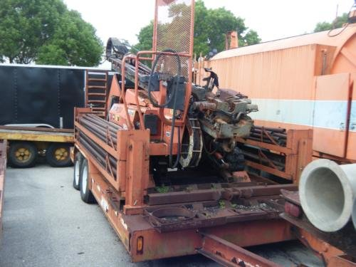 1994 DITCH WITCH JT860 in