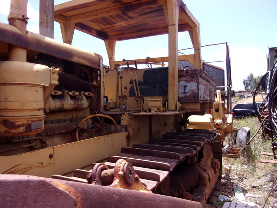 1963 CATERPILLAR D8H in Perris,