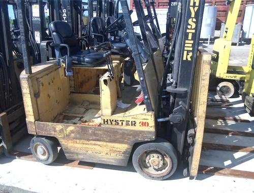 1994 HYSTER E30XL in Granite